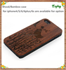 Best selling fashionable custom solid wood cell phone case made in china