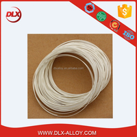 Electrical pure silver wire 9999, silver solder alloy wire prices