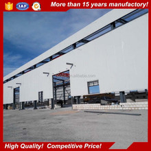 steel frame pre fabricated warehouse price