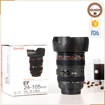 3rd Coffee Mugs bulk Mugs Camera Caniam plastic Thermos Lens Promotional Mugs 105mm Bulk 24 Mug Coffe Plastic Buy SUzpMV