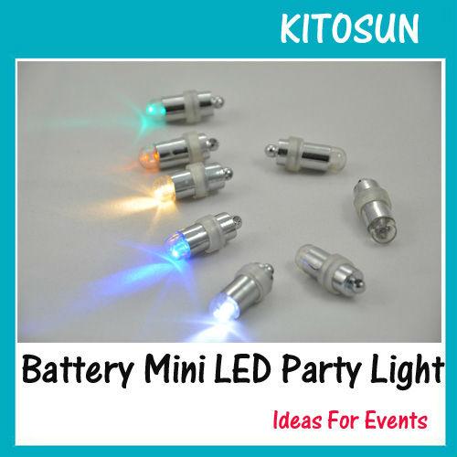 Battery Operated Colored Mini Party Lightsingle Mini Led Light