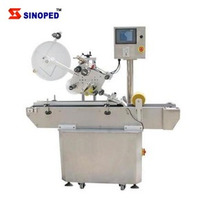 Fully Automatic Round Bottle Fixed Point Labeling Machine with Two Labels