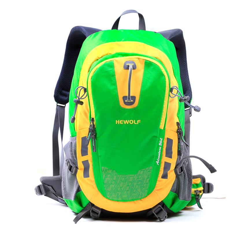 2015 Hot sale 30 litre backpack ultra light outdoor backpacks  nylon unisex climbing backpack bike tour HW-B1630