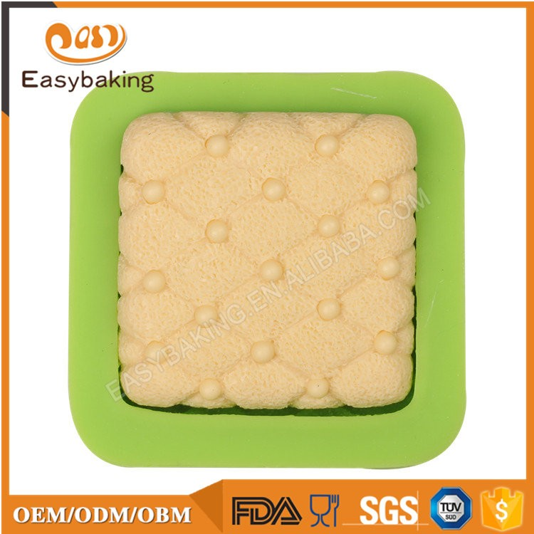 ES-3402 Fondant Mould Silicone Molds for Cake Decorating