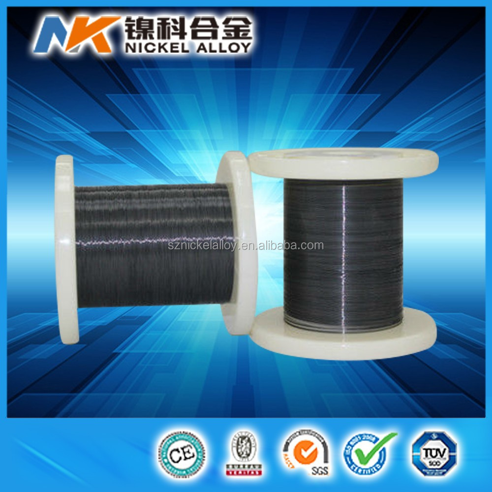 Superelastic NiTi shape memory alloy Nitinol wire for fishing