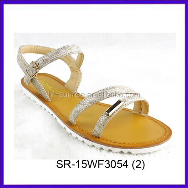 Fashion Latest Ladies Sandals Designs Girls Flat Sandals Design ...