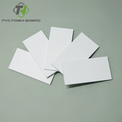 30mm thickness white pvc forex sheet silk screen printing board