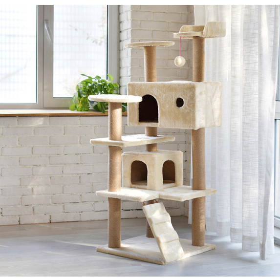 Chat arbre tour condo chat scratcher tour grand tour de chat