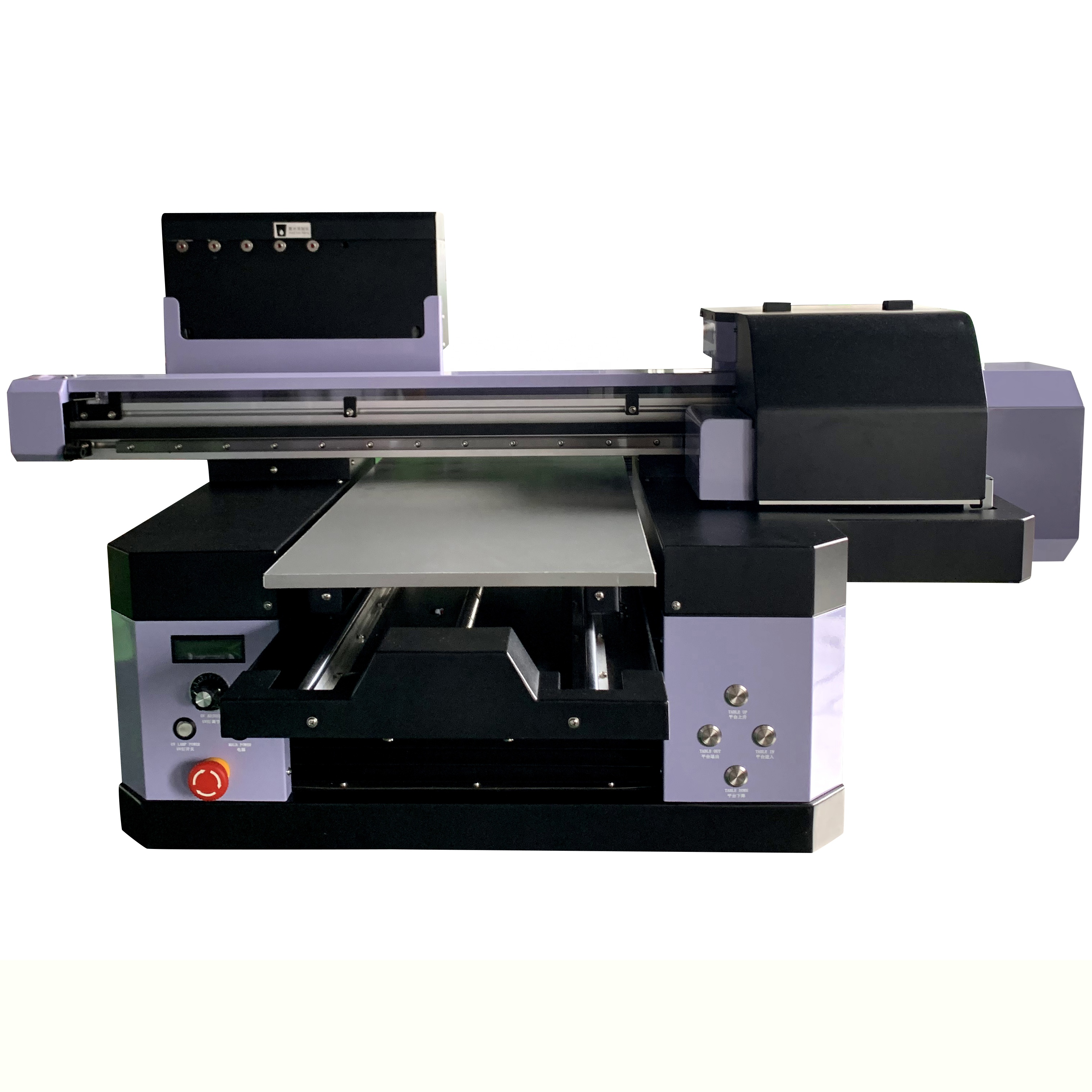 Hot Selling 2019 Dual Heads A3 Size Uv Printer Fabriek Prijs In Kenia