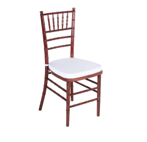 padded phoenix chiavari wedding party chair