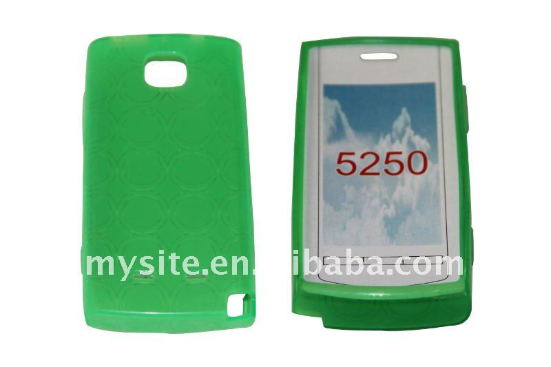 Hot sale! TPU Case Coveers For Nokia 5250 Cell Phone