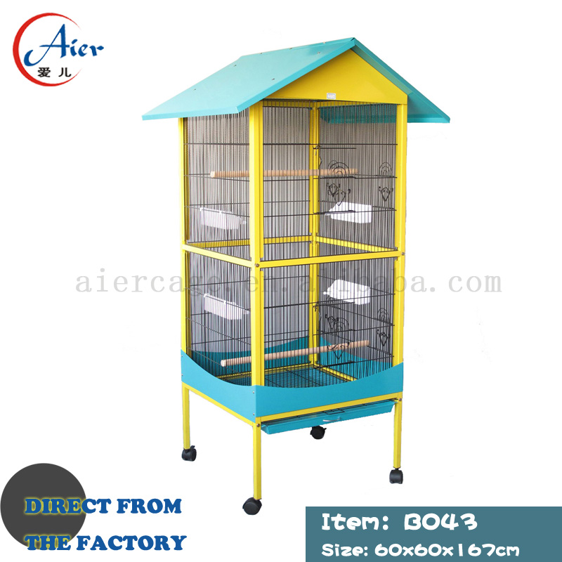 cage pet supplies colorful parrot cage