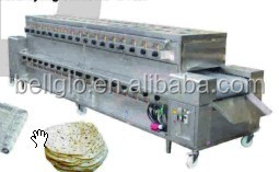 Pizza conveyor oven
