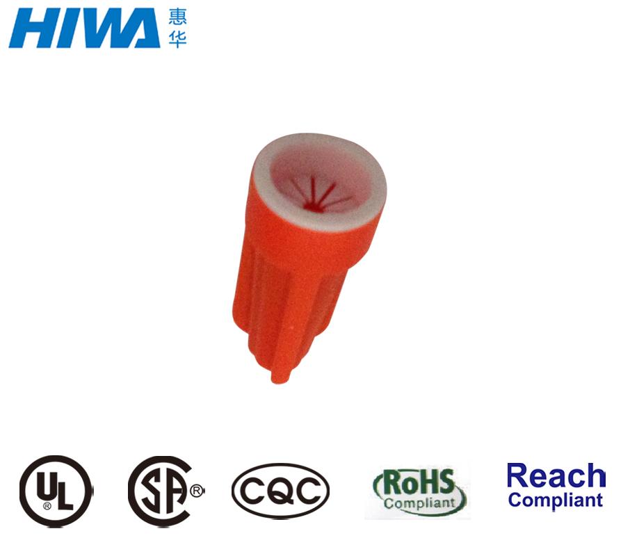 Waterproof Wire Connectors-Orange