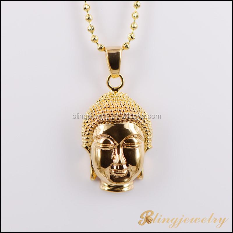 2015 new product lion head pendant new gold pendant design for men ...