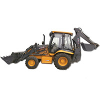 3 Point Backhoe Mini Wheel Loader Attachment