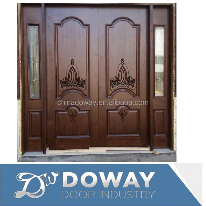 Teak Wood Double Door Design Mdf Paint Panel Door Buy Mdf Paint Panel Door Mdf Paint Panel Door Design Mdf Paint Panel Double Door Design Product On