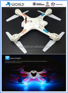 4 Shaft Headless Unmanned Aerial Vehicle remote control aircraft Micro Air Vehicle