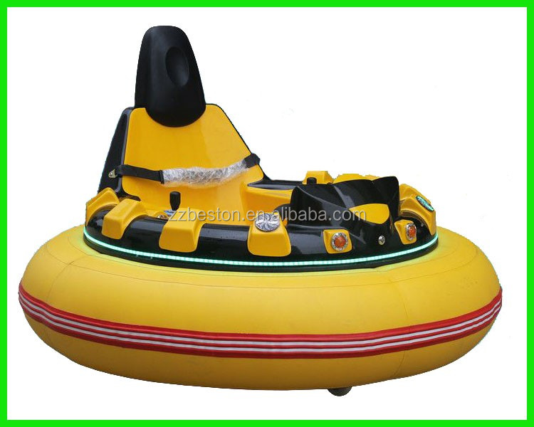 Mobile Funfair Inflatable Bumper Car For Sale Battery Operated Ufo