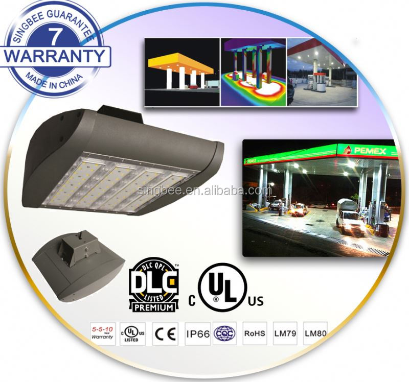 100W High Power UFO Led Canopy light AC90-305V Supreme Brightness Outdoor led Light, IP65 waterproof Industrial LED light
