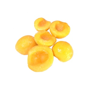 China Supplier Best Quality Frozen IQF Yellow Peach