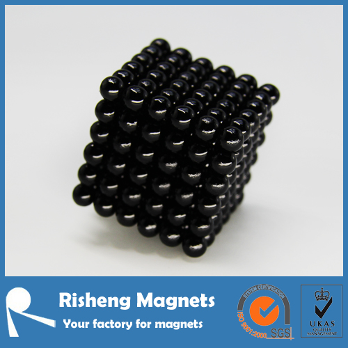 Magnetic ball toys 216 5mm spherical magnet