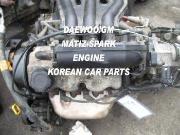 Matiz Used Engine/gearbox - Buy Matiz Used Engine,Daewoo Matiz ...