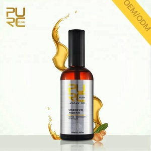 Hair treatment oil cost low price 10ml 50ml 100ml argan oil for hair repair