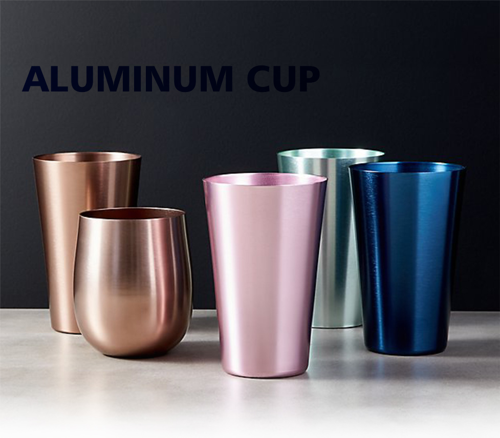 Aluminum Tumblers