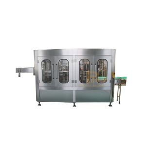 A to Z Complete Automatic Plastic Bottle Mineral / Pure / Drinking / Flavored Water Full Filling Bottling Production Line