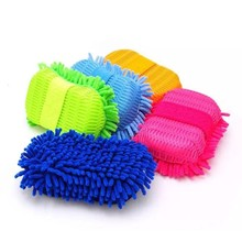 Absorbent Car Wash Clean Sponge Hand Brush Sponge Pad Cleaning Tool