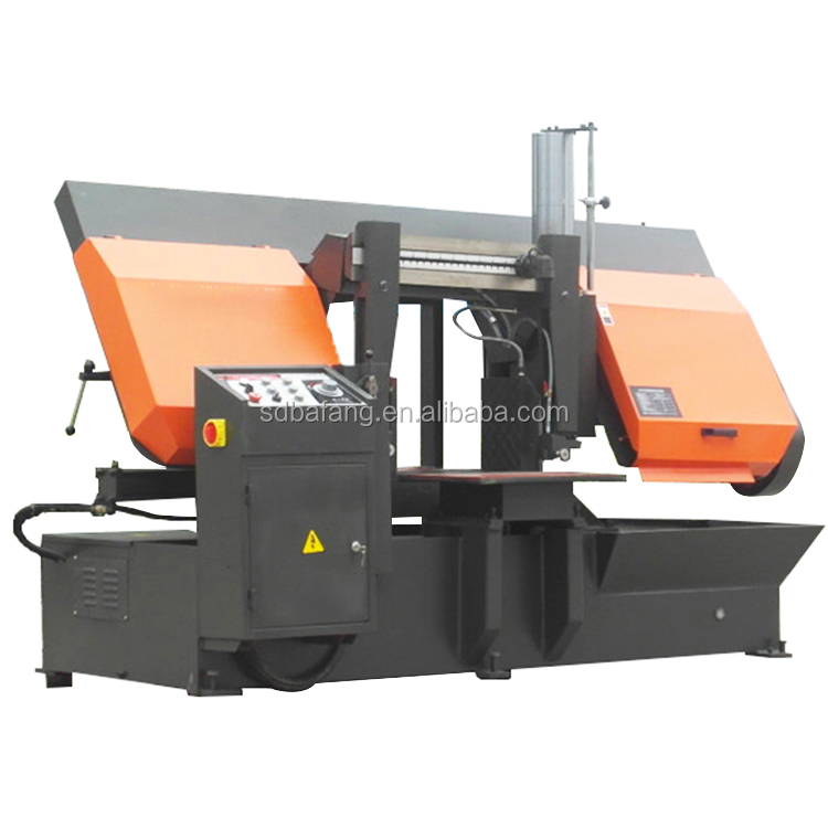 China factory metal band saw cutting machine for sale