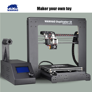 wanhao duplicator i3 V2.1,Chinese Digital 3D Printer Type and Cloths Printer Model printing machine prices, prototype machine
