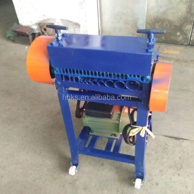 918-B scrap cable wire stripper machine copper cable stripper machine