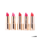 Hot sale cosmetic multi-color matte long lasting lipstick