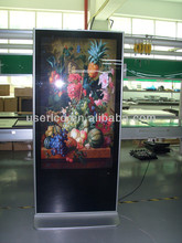 "65"" LCD Advertising Player lcd tv media player"
