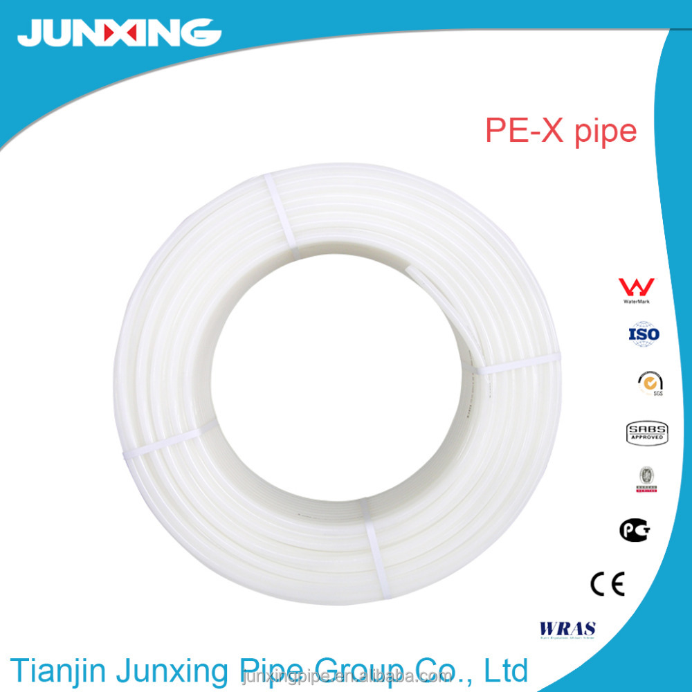 LG XL1800 raw material pe xa pipe pex b pipe for radiant floor heating