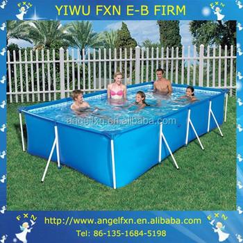Above Ground Intex Metal Frame Pool 12x36 - Buy Intex Metal Frame ...