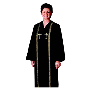 church doctoral clergy robes
