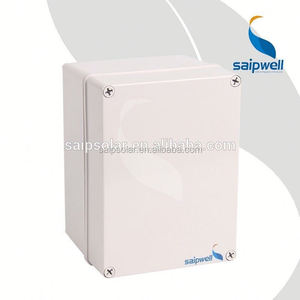 Saip/Saipwell power supply IP66 DS-AG-1520-1 150*200*130MM plug with socket enclosure