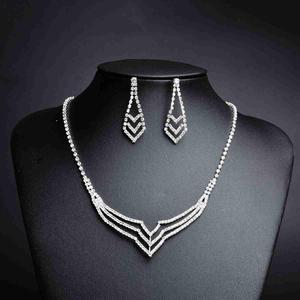 b228354457 Fashion earing and necklace set brazilian girl 18k gold plated emerald  luxury brand gemstone rani haar