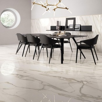 Italy Design Calacatta White Porcelain Tile For Floor Buy Italy