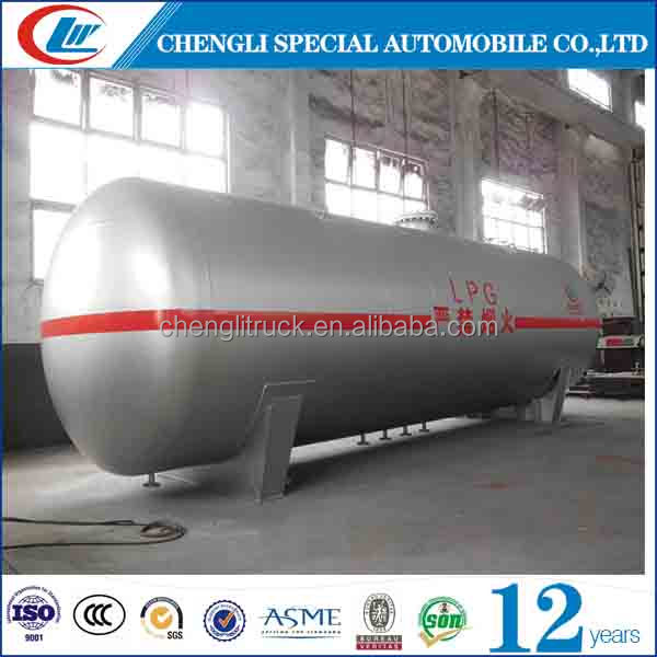 Q345 10000l gas tank Chemical Storage Equipment 10m3 pressure vessel lpg tank station