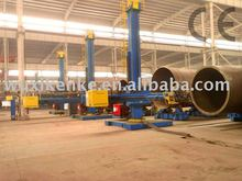 Wind power production line