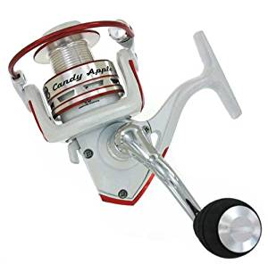 No. 8 Tackle Candy Apple 3000 Spinning Fishing Reel