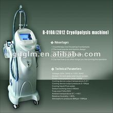 Vertical professional cryolipolysis slimming/cavitation beauty equipment