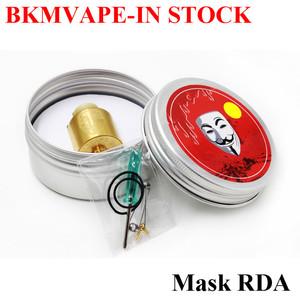 Bottom flow design Mask RDA/Mask Clone Atomizer/Mask rda atomizer e cig  wholesale china