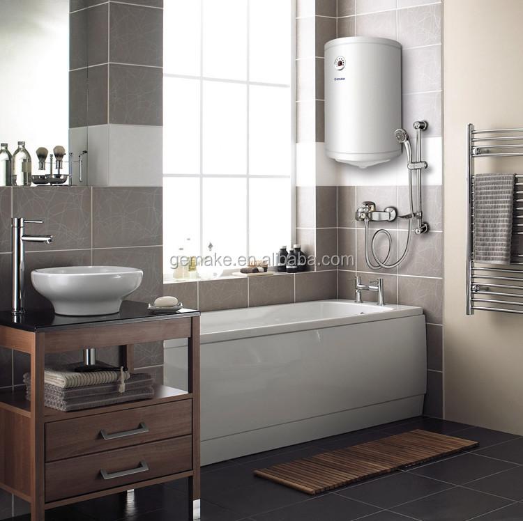 50l 80l Adjustable Electric Water Boiler Bathroom Design Buy Electric Water Boiler Geyser