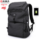 European Latest oxford unisex fashion laptop backpack with shoe compartment scool bag school backpack