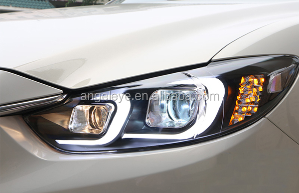 mazda for headlight item atenza akd led headlamp car styling mustang